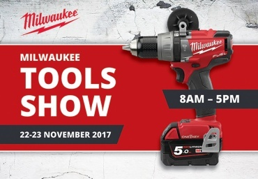 Elliotts Milwaukee Tool Show