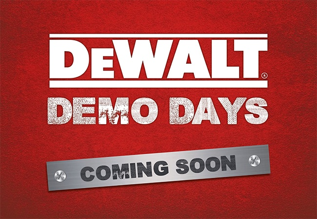 Dewalt Demo Days 2019 | Elliotts