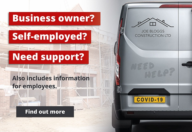 Support for businesses, self-employed and employees