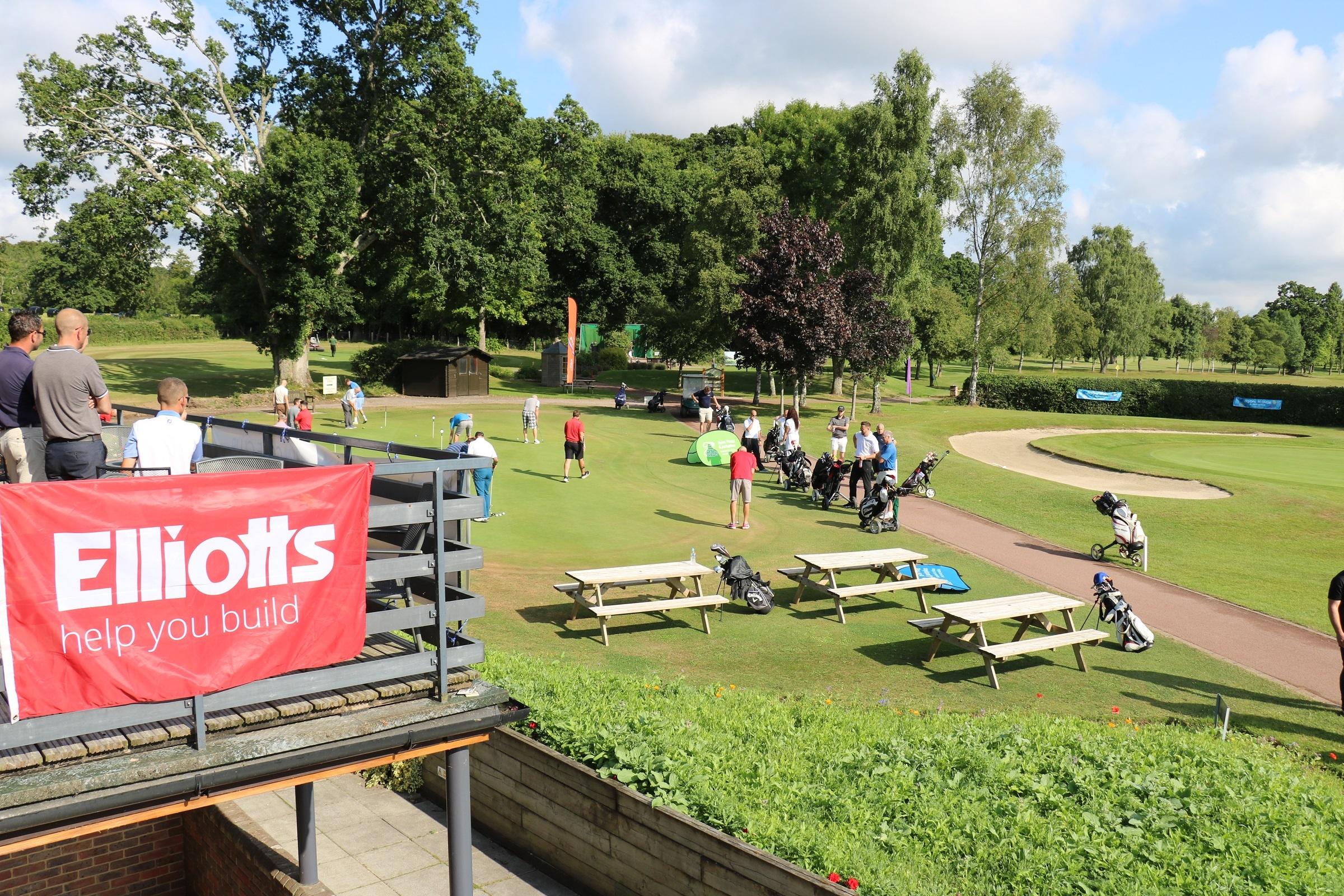 Elliotts charity golf day 2019 - 1
