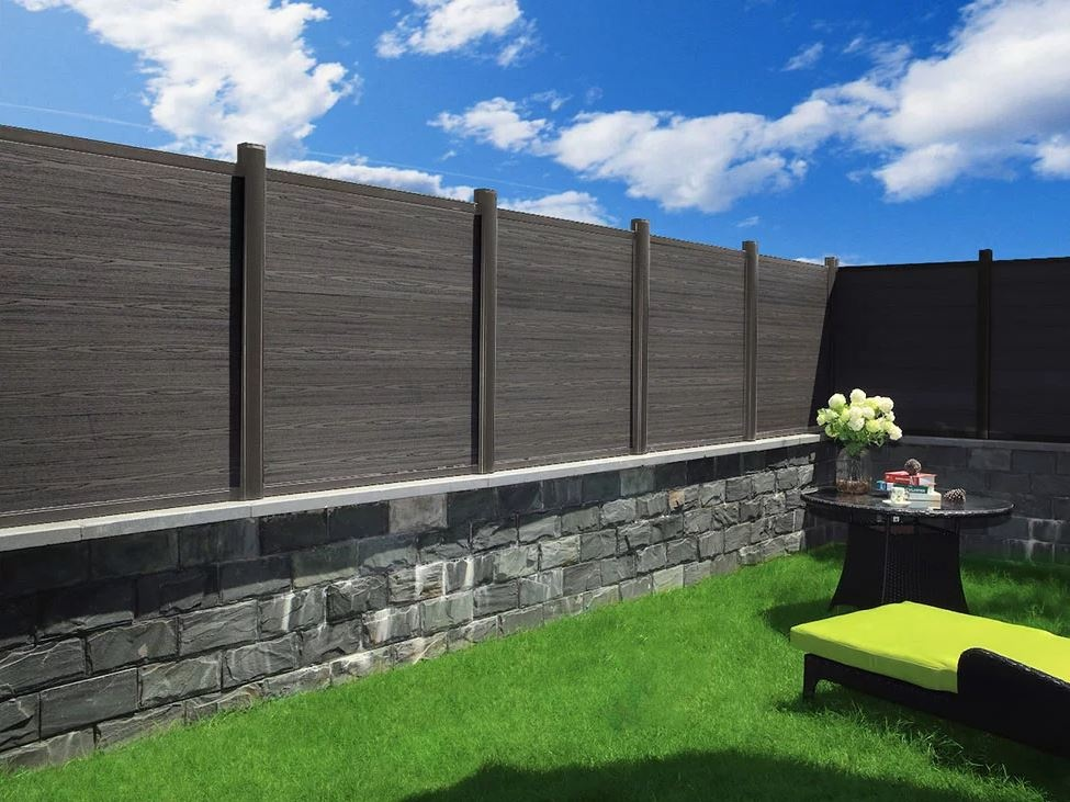Composite fence | Elliotts