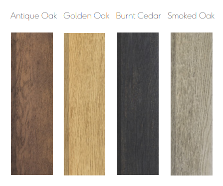 Millboard Envello Cladding - Shadow Line - Colour options