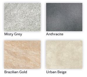 Porcelain paving colours | Elliotts Builders Merchant