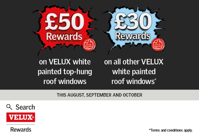 VELUX Rewards Autumn 2020