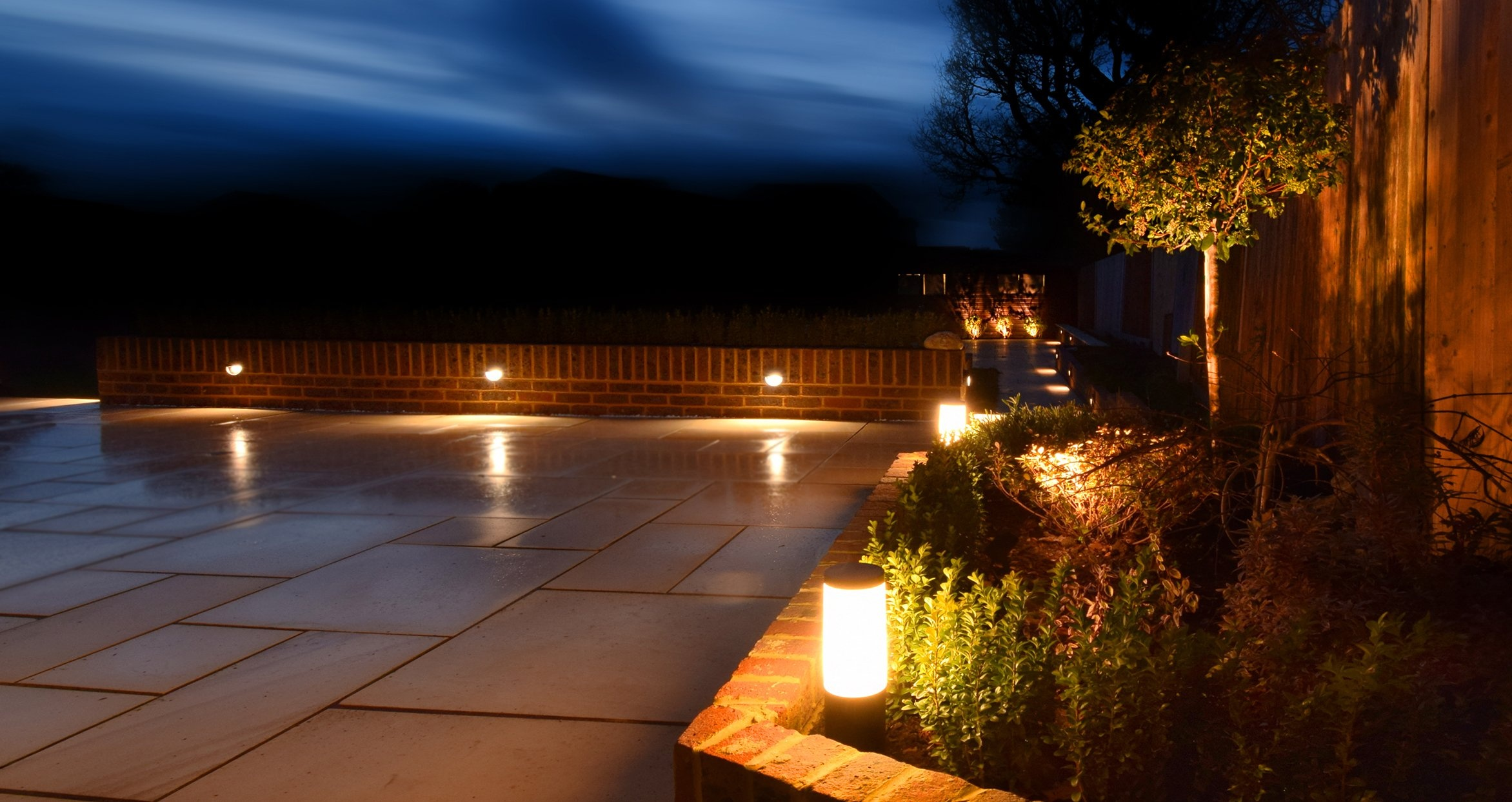 Ellumiere outdoor lighting now at Elliotts