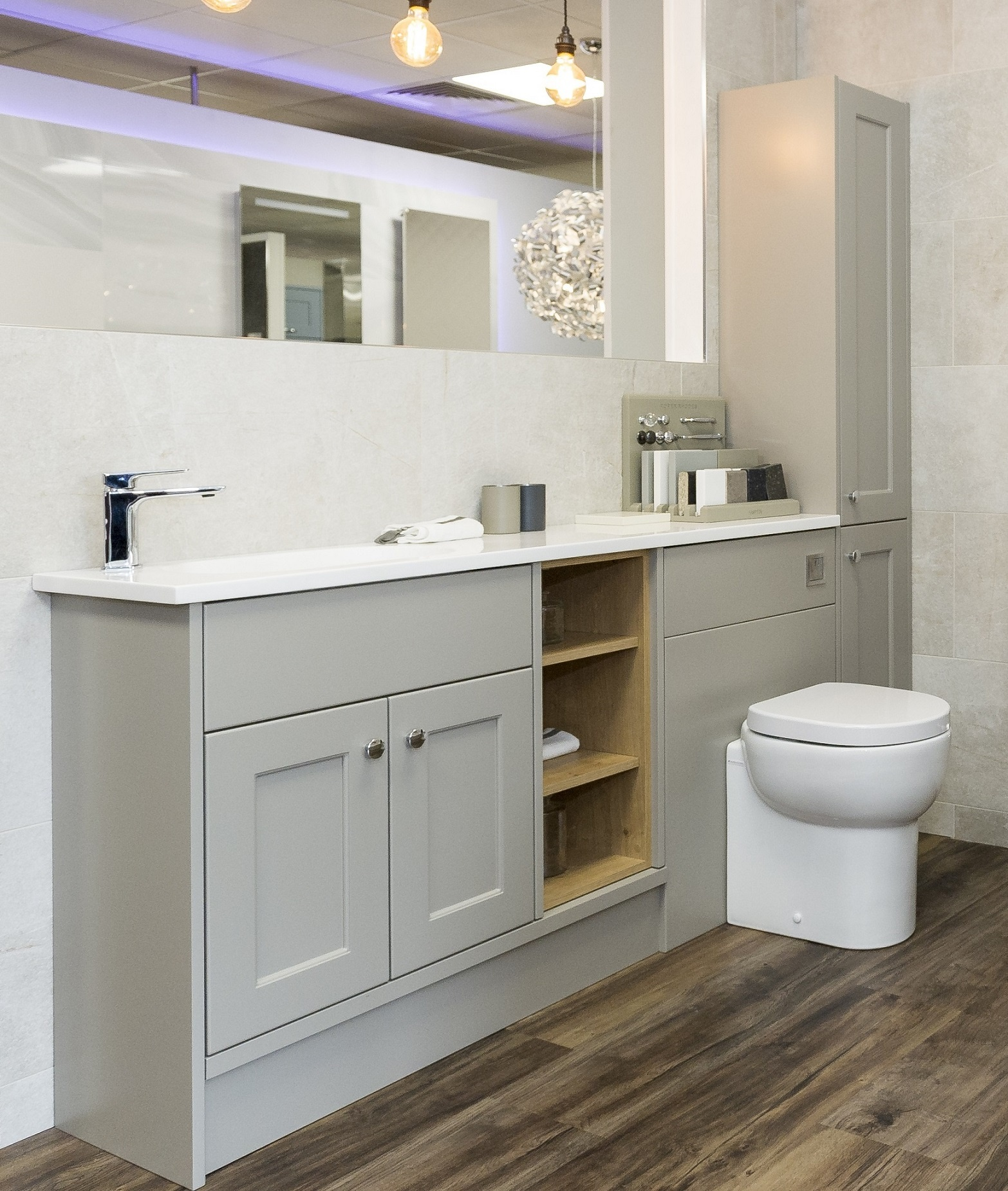 Combined bathroom unit - Romsey | Elliotts Living Spaces
