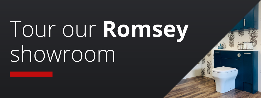 Tour our Romsey kitchen & bathroom showroom