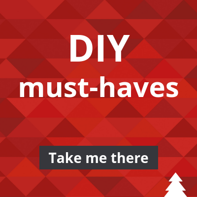 DIY must-haves tile