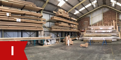 I | Timber A-Z | Elliotts Builders Merchant
