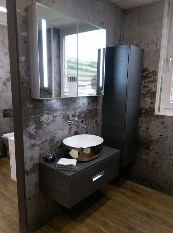 Wall hung bathroom furniture | Elliotts Living Spaces