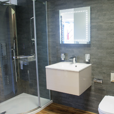 Illuminated mirror | Bathrooms | Elliotts
