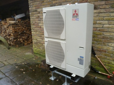 Elliotts Premier Roofing install heat pumps