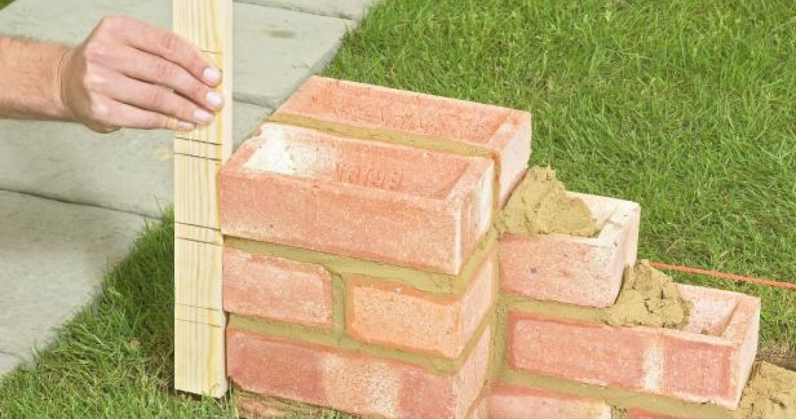 Five Decisions To Make Before You Start Building A Brick Wall
