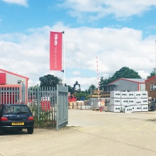 Elliotts Tadley branch, Brick Kiln Industrial Estate