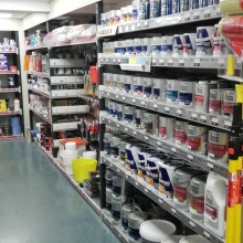 Paint at Elliotts Fordingbridge