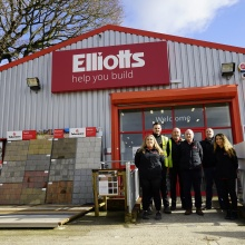 The Elliotts Tadley team