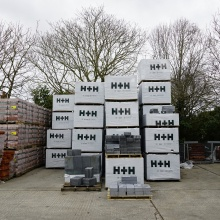 Large stocks of blocks and bricks at our Tadley branch | Elliotts