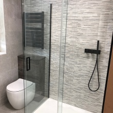 Fareham bathroom showroom
